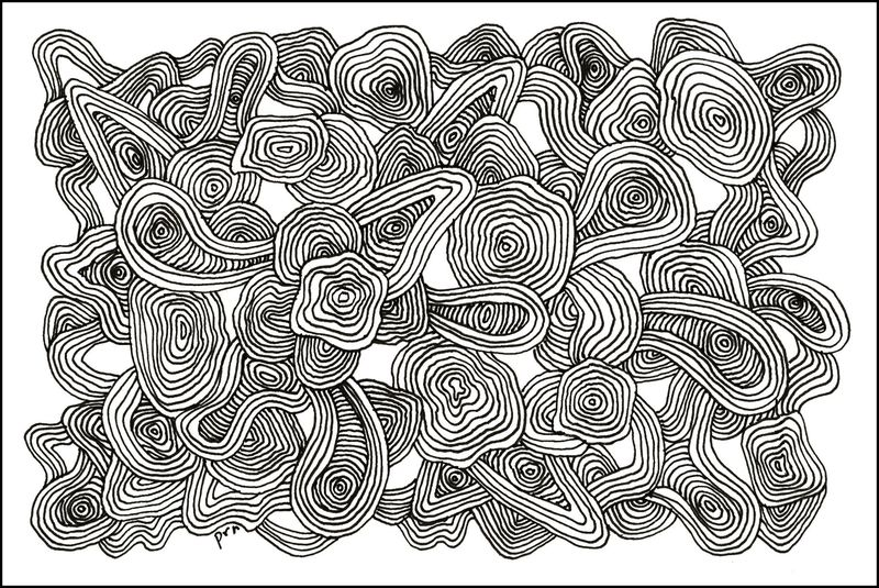 Primitive tangle 2