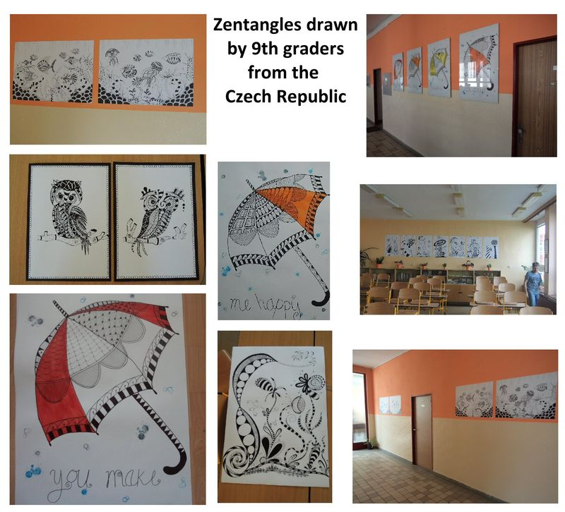 Czech collage fl