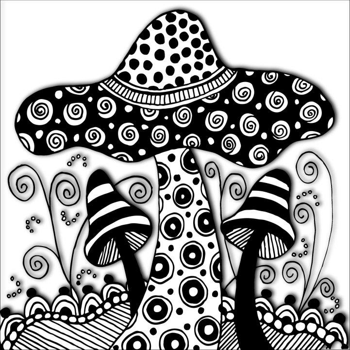 Mushrooms 50