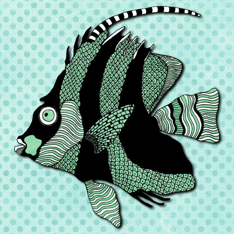 Fish 1 colorSM